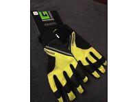 Men's waterproof cycle gloves
