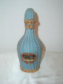 RYNBENDE BASKET FLAGON HOLDER