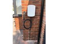 EV CAR CHARGING POINTS, SUPPLIED AND INSTALLED