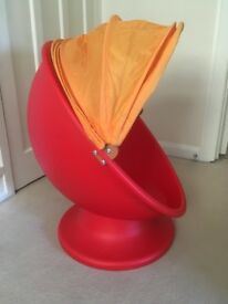 Ikea Childrens 'egg' chair - FOR SALE