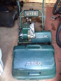 ATCO PETROL COMMODORE B17 LAWN MOWER FOR SALE