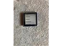 iPod nano 6th gen 16GB