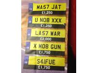 Number plates on OFFER😎😎😎