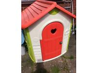 Smoby children's playhouse