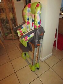 Chicco 2 in1 high chair