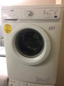 6KG ZANUSSI WASHING MACHINE VERY CLEAN AND TIDY🌎🌎