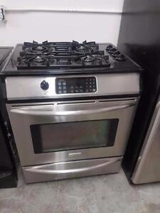Frigidaire stainless steel stove FREE DELIVERY