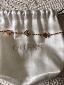 Guess Rose Gold Bracelet