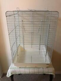 BIRD CAGE! TOYS INCLUDED (can drop off anywhere in Swindon Area!)