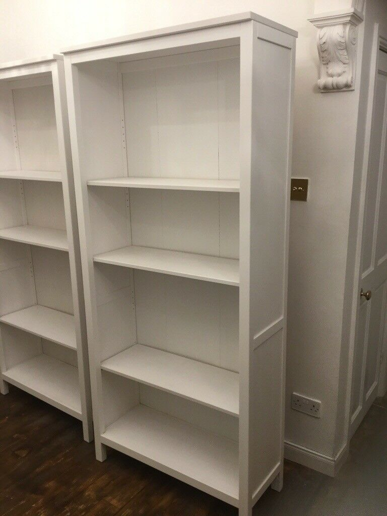 2 ikea brusali book shelves brand new in east end for Brusali bookcase