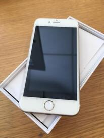 Apple iPhone 6 , 16 GB unlocked and superb condition.
