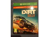 Dirt rally legend edition Xbox one £15