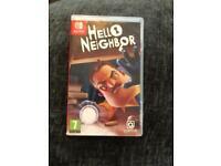 Nintendo Switch Hello Neighbour