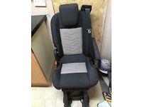 Ford Transit Custom Ltd Tourneo Rear Seat
