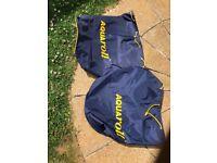Aqua roll bags