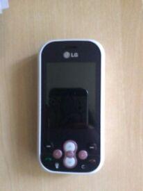 LG KS360 mobile phone (Locked to Virgin Media)