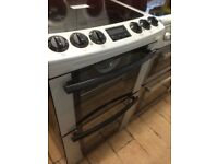Zanussi electric cooker 55cm wide £139 can deliver