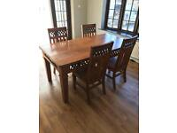 Quality table and chairs WILL DELIVER