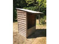 Log Store / shed / Tool store for sale