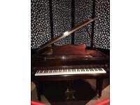 Kessels mini grand piano £1000