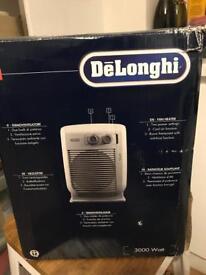 DeLonghi Fan Heater