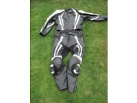 Frank Thomas 2 Piece MENS MotorCycle Leathers