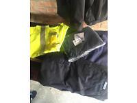 Men's work wear size L