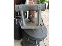 Green House Vintage heater - paraffin