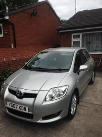 Selling Toyota Auris(2007)