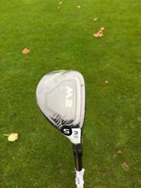 SALE!!! 2017 TaylorMade M2 Rescue #3 (19 deg). Now just £129.95