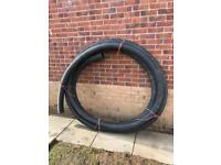 Land drainage flexible coil 100mm approx 15m