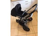 Quinny Buzz pushchair with extras