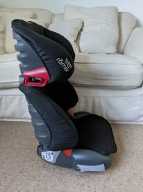 BRITAX RÖMER Car Seat ADVENTURE,child from 15 to 36kg (Group 2/3) from 3.5 years to 12 years