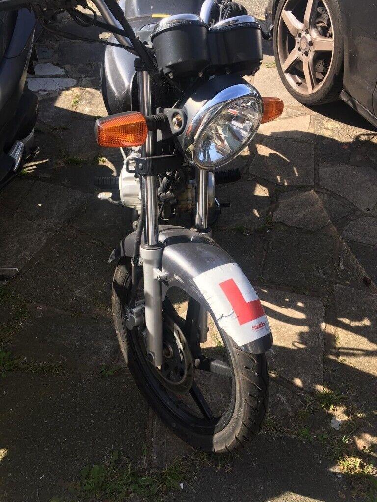 Honda not YAmaha not Suzuki Sym Xs 125 Manual motorbike for sale | in  Ilford, London | Gumtree