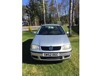 VW 1.0 E 3 door 2002
