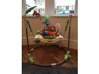 Fisher Price Rainforest Jumperoo RRP 89.99