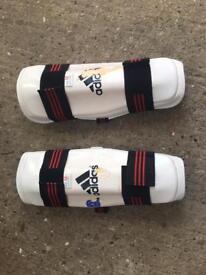 Adidas leg guards