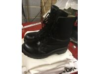 Army Cadet Boots size 6