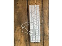 Apple Keyboard for Parts - Wired
