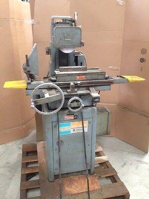Used Boyer-schultz H618 Challenger Surface Grinder Retired Equipment