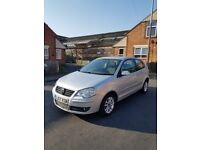 2007 polo 1.2 petrol Only 58.000 miles, Full service history, very good condition.