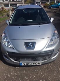 Peugeot 207 SW HDi Active 5dr 2013.