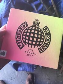 Ministry of Sound Annual 2017