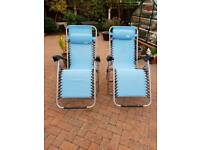 CARAVAN CHAIRS CAMPING CHAIRS GARDEN CHAIRS