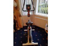 Exercise bike ( reebok )