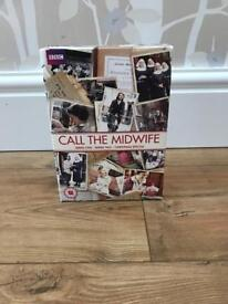 Call the Midwife Series 1,2 & Christmas Special