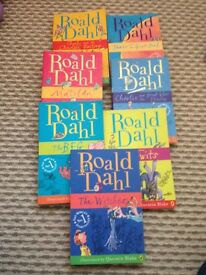 Roald Dahl books all very good condition, £1.50 each!