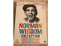 Norman Wisdom collection-Brand new & sealed