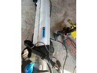 Leaf vacuum / blower