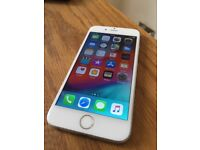 IPhone 6 16gb on o2,Tesco,giffgaff. Good condition.fully working £110 NO OFFERS.CAN DELIVER
